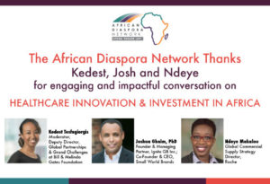 Healthcare Innovation and Investment in Africa