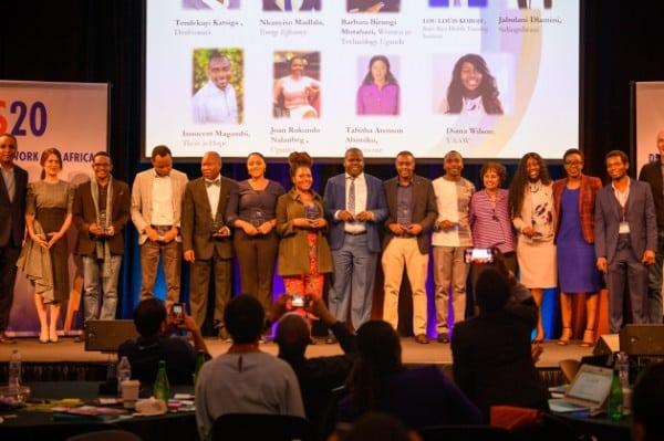 BAF 2020 Awardees